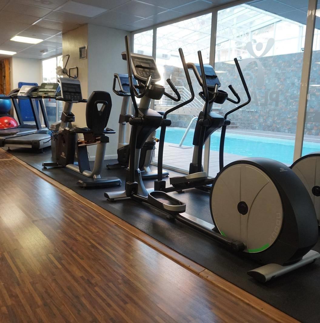 Instalaciones gimnasio Fitness Calpe
